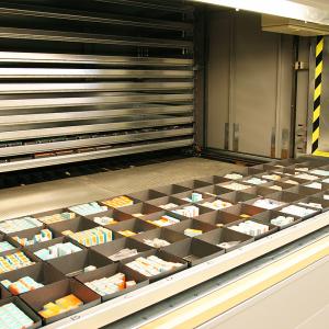 Compact Lift – Inredning fiberlådor