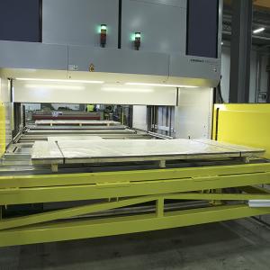 Compact Lift – Tata Steel i Halmstad