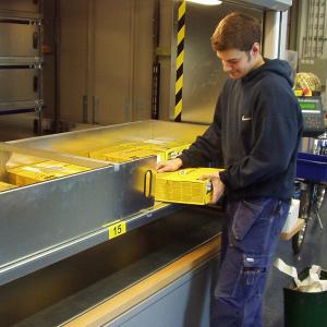 Compact Lift – Inredning, skjutsarg