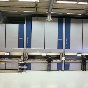 Compact Lift – Getinge AB i Växjö